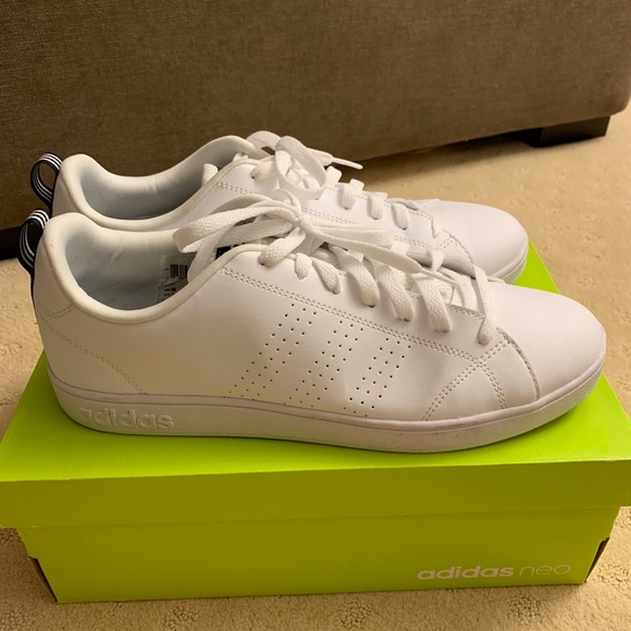 adidas neo advantage clean outfit